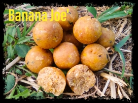Banana Joe' - GLOBALBAITS